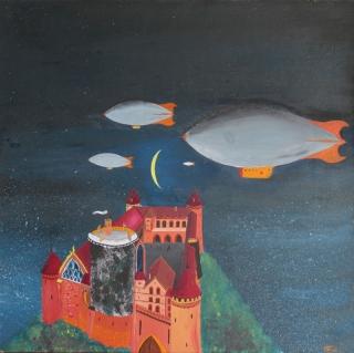 Le chateau de Von Zep