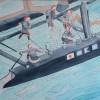 OmorO - AC35BDA JAP -  2017 - Aquarelle sur papier - 51 x 36 cm
