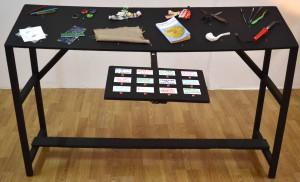 Réalisé dans le cadre de Convergences Caraïbes 2013 - L'atelier de l'artiste