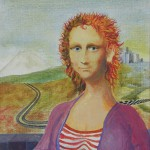 OmorO - Mona Lisa Nova - 1980