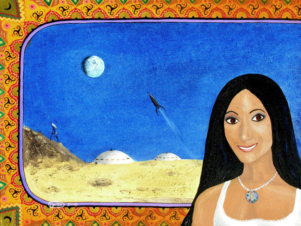 OmorO - Princess of the Moon - 2007