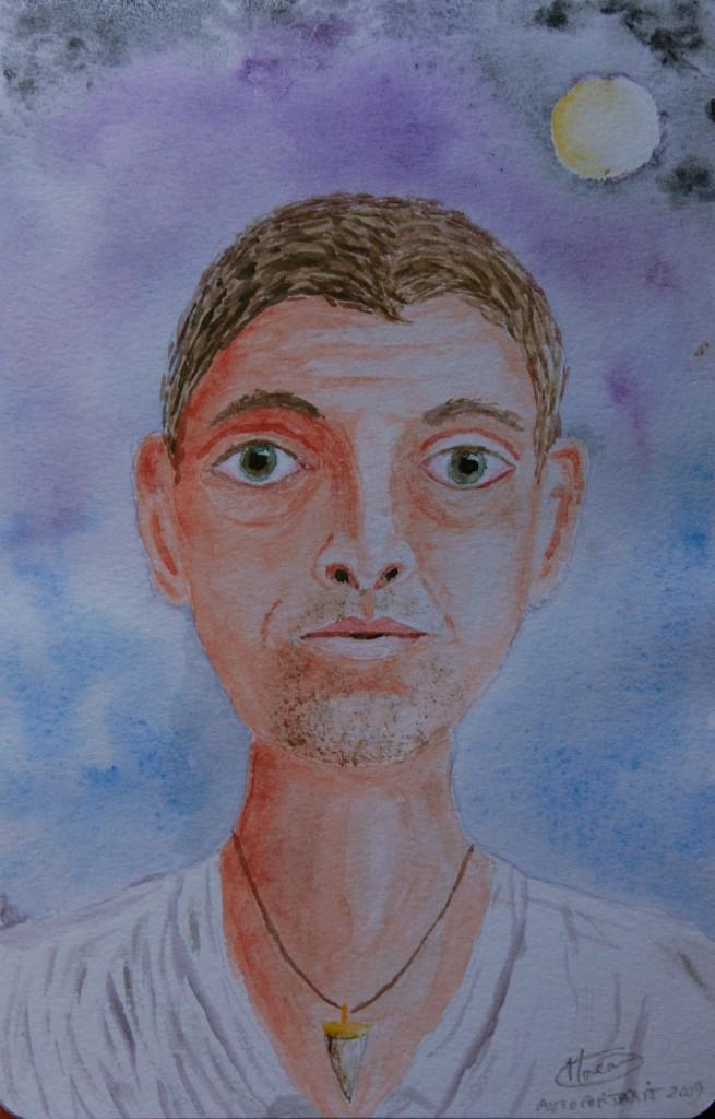 OmorO - Autoportrait - 2009