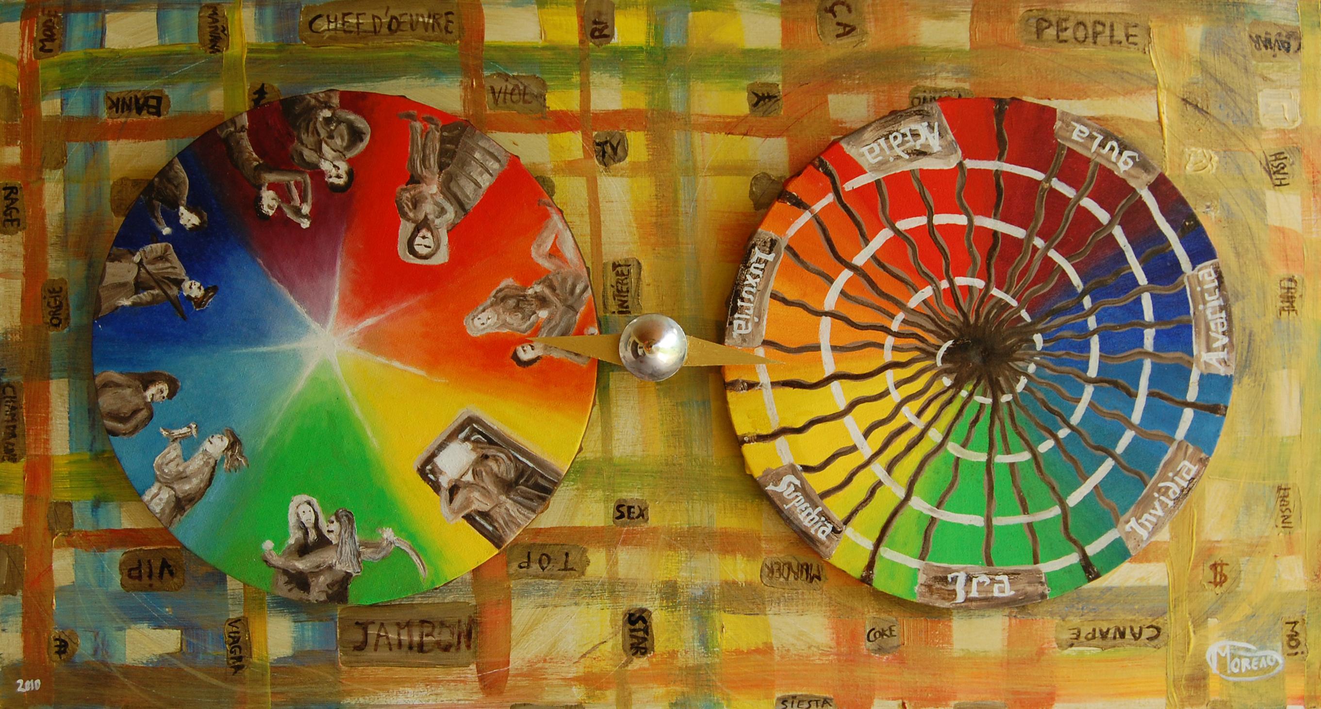 OmorO - Les 7 péchés capitaux (PopBosh) - 2010