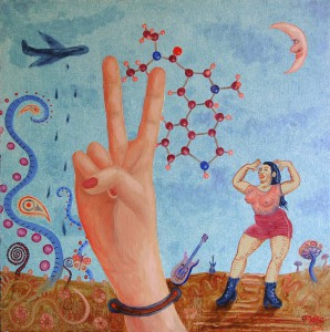 OmorO - Peace and Love - 2012