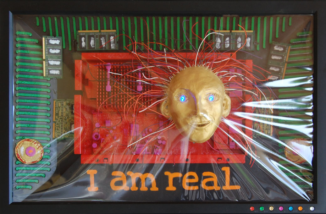 OmorO - I am real - 2012