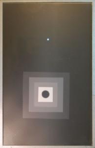 OmorO - Écran de l'ultime pixel - 2013