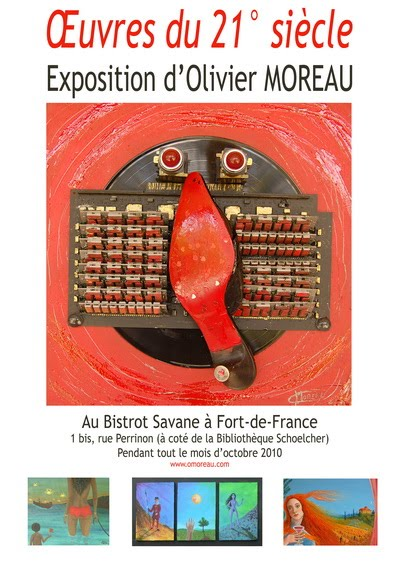 Affiche Expo OE21S