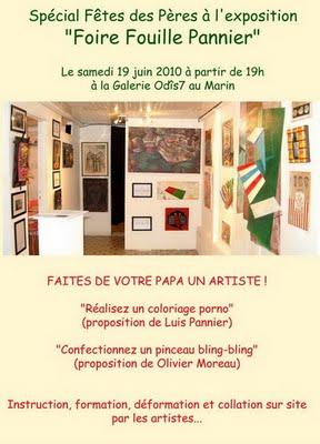 Affiche Pannier FDP
