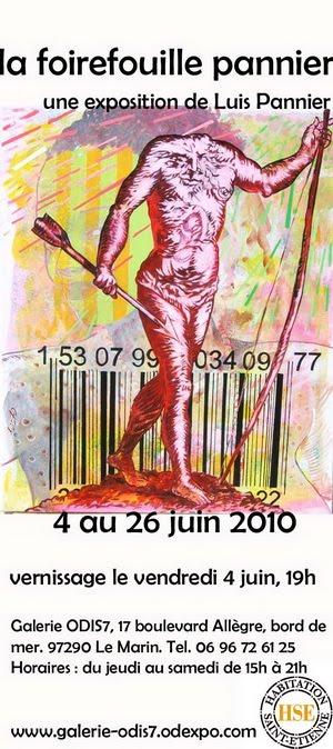 Affiche Pannier