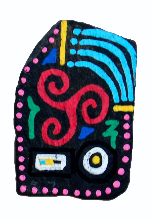 OmorO - BZHONE #01 - Objets Cultes - 2012