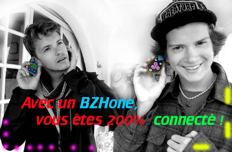 OmorO - Pub pour BZHONE - Objets Cultes - 2012