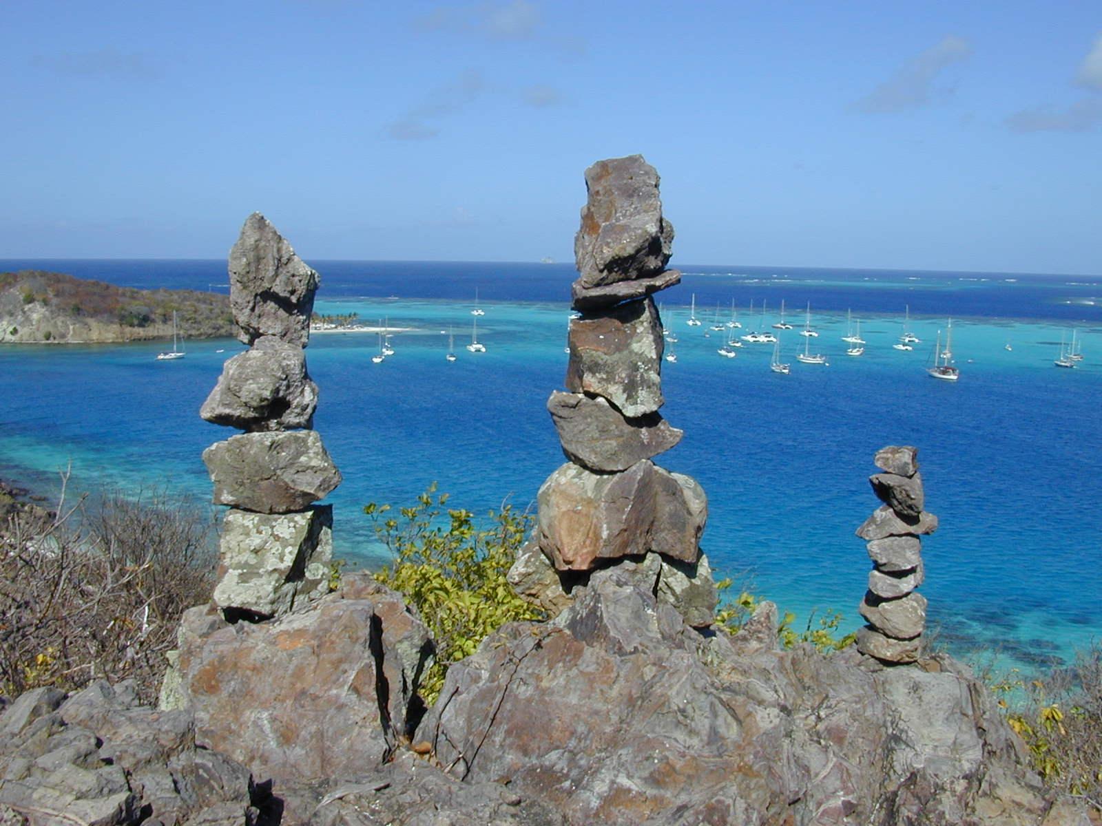 OmorO - Cairns Tobago Cays - 2001