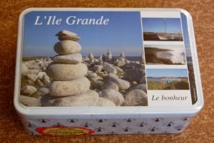 Cairn Souvenir - 2012 - Land Art - 20x12x7cm , 330 g.