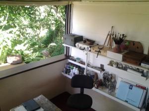Rénovation de mon atelier