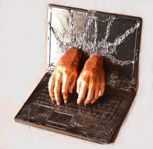 OmorO - Les mains virtuelles - 2014