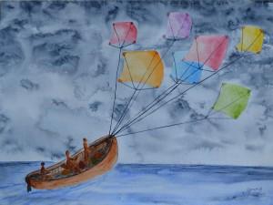 Visite virtuelle de l'expo «Retour au Port»
