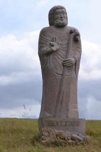 Visite de la Vallée des Saints