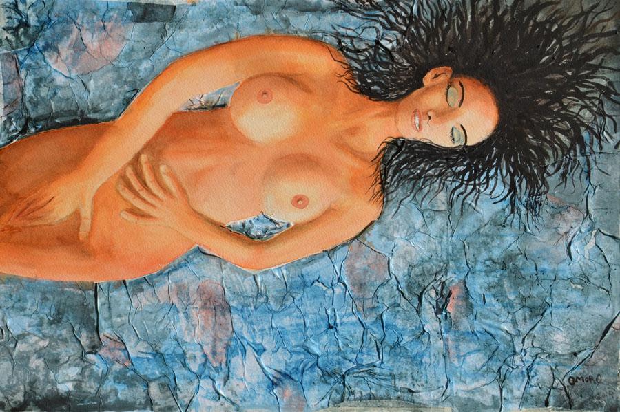 OmorO - Plaisir solitaire - 2014