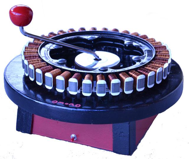 OmorO - Synchrotron - 2015 - 32D 22h cm
