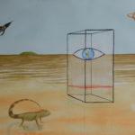 Univers parallèles à l'aquarelle