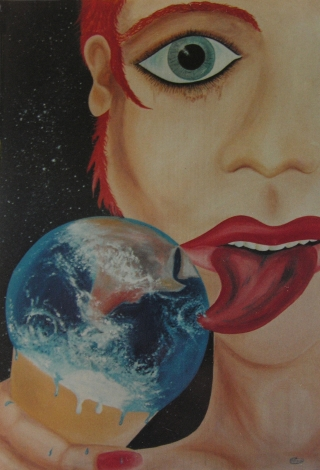 Lick the World