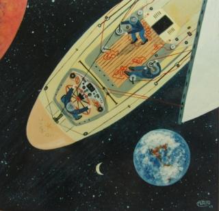 Mars Bermuda 2089
