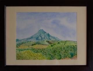 13 - 2009q14-cadre - La montagne qui surgit de Terre