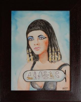 09 - 2011q07-cadre - Cleopatra - Liz Taylor Copie