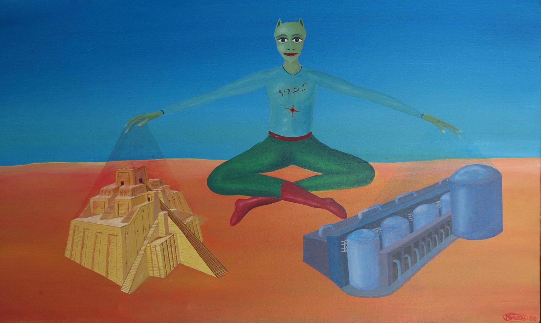OmorO - Radiations - 1980