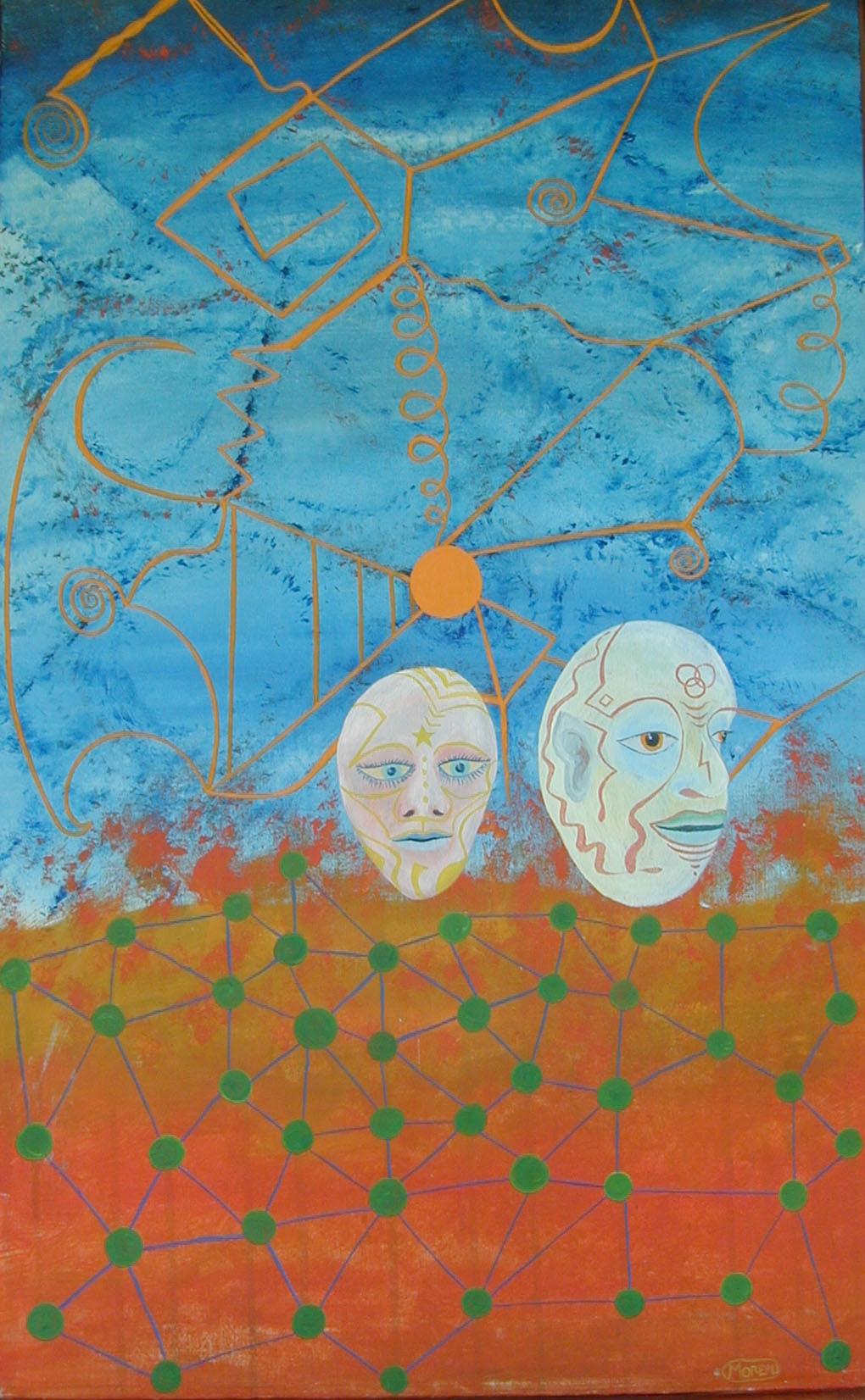 OmorO - Network Freaks - 1983