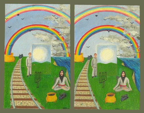OmorO - Stereo Rainbow - 1983