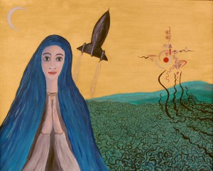 OmorO - La Madonne de Bételgeuse - 2006