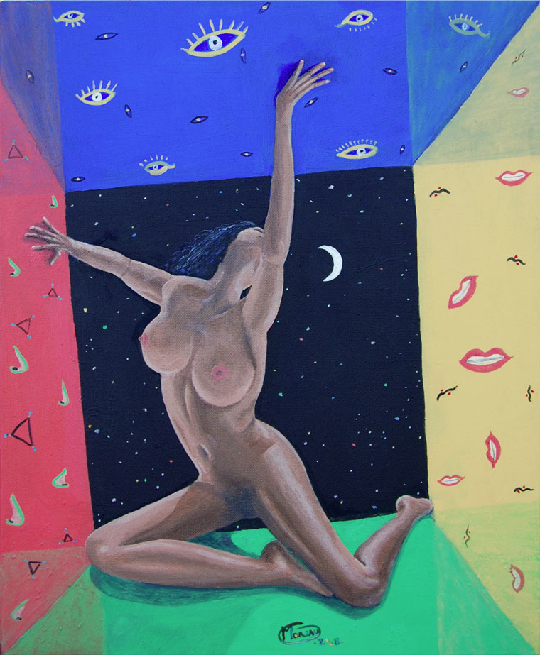 OmorO - Escape del cubo - 2008