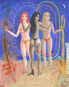 OmorO - String Theory - 2013 - Huile