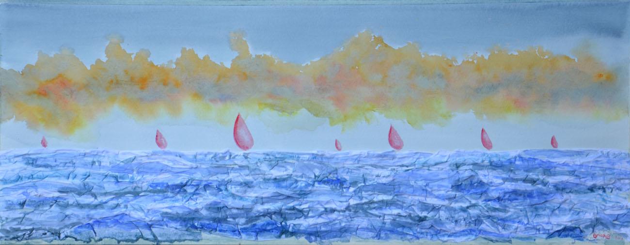 OmorO - Les spis rouges - 2014